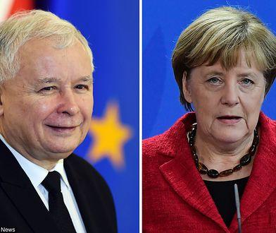 Angela Merkel w Polsce. Jakub Majmurek: Berlin albo śmierć, czyli w co gra Kaczyński?