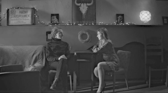 """Kadr z filmu """"Milczenie polskich owiec"""""""