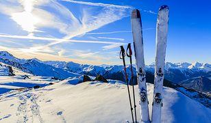 Najpewniejsze miejsce na narty w Europie to Alpy