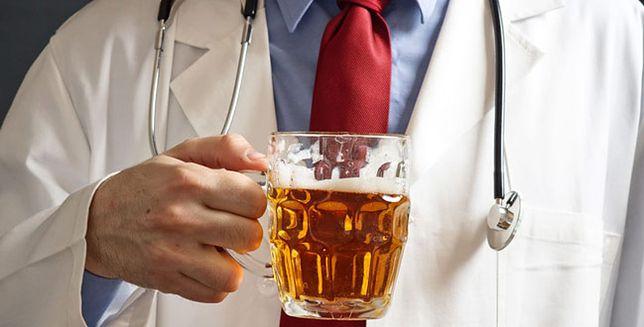 Piwo lepsze niż terapia?