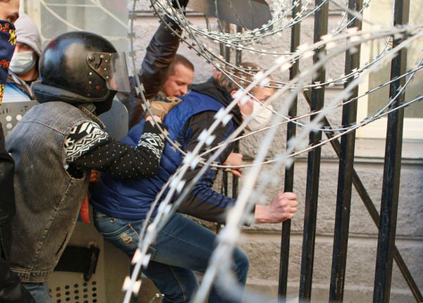 Separatyści ogłosili Niepodległą Republikę Doniecką. Turczynów: będą akcje antyterrorystyczne