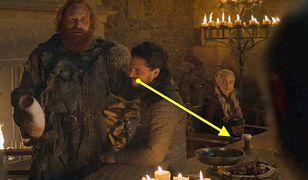 Daenerys przysypiała i potrzebowała kofeiny?