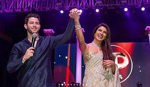 Ślub Priyanki Chopry i Nicka Jonasa był bajkowy. Nowożeńcy pokazali kolejne zdjęcia