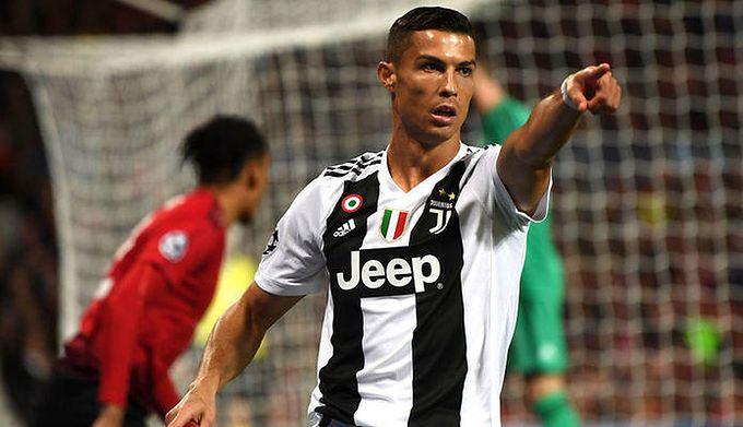 864ef3fb66f06 Ronaldo podgrzewa atmosferę przed włoskim hitem.