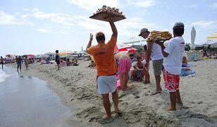 Handel na plażach to nie polska specyfika. Turyści znają go z wielu zakątków świata