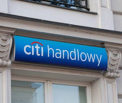 Citi Handlowy blokuje karty, na których wykryto nietypowe operacje.