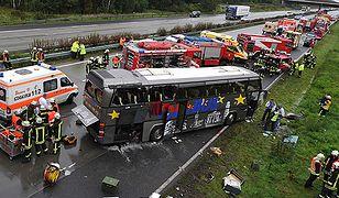 Mały szczegół mógł uratować pasażerów polskiego autokaru