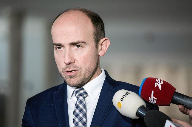 Borys Budka jest rozczarowany decyzją prezydenta