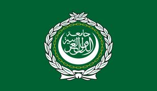 Flaga Ligi Państw Arabskich