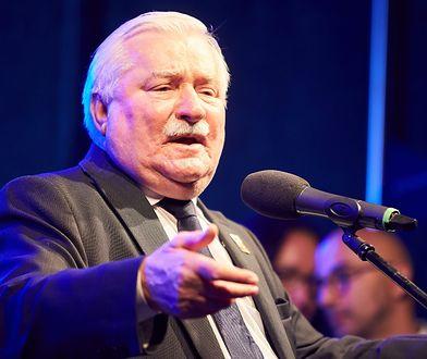 Lech Wałęsa nie zgadza się z Cenckiewiczem