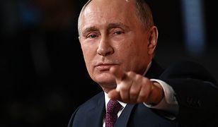 Wacław Radziwinowicz : Putin zbiera się do zupełnie szalonych rzeczy