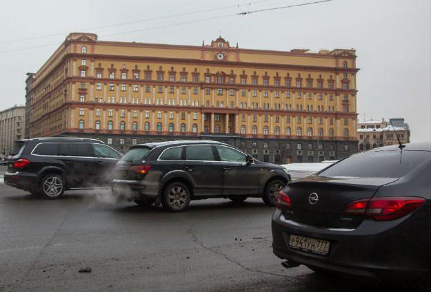 Siedziba FSB w Moskwie