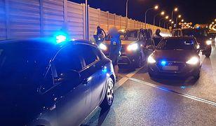 Policja zatrzymała złodziei niemieckich aut i odzyskała samochody