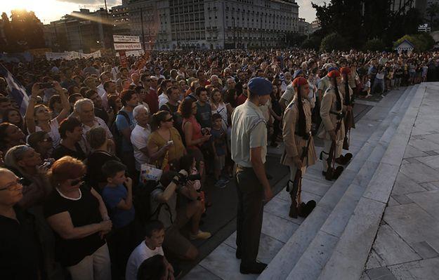 Grecja na skraju bankructwa, nie otrzymała nowej pożyczki finansowej