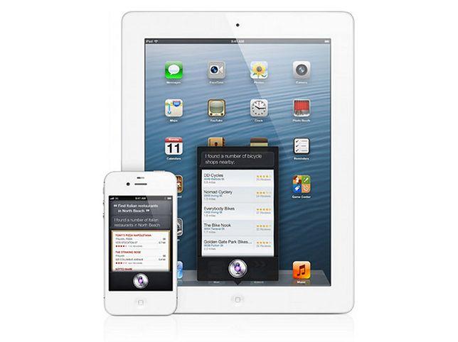 Siri trafi na pokład nowego iPada