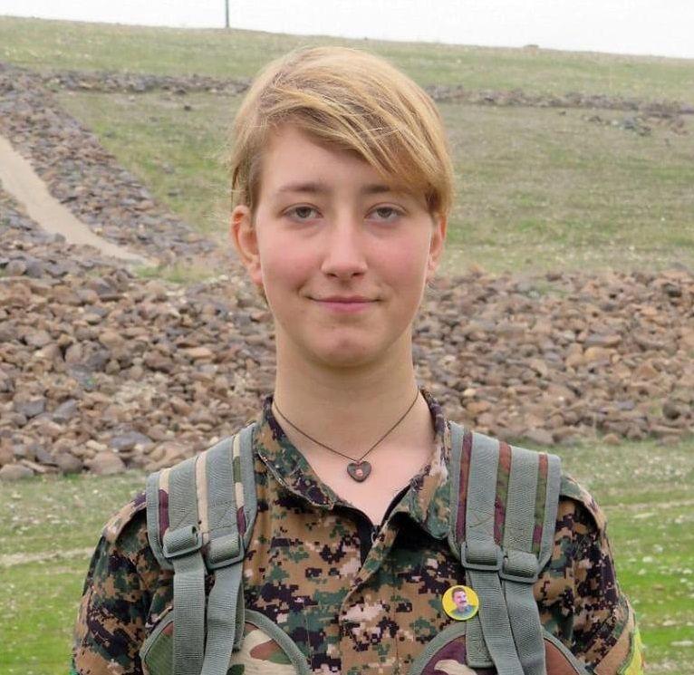 Brytyjka zginęła w Syrii. Zabił ją turecki pocisk