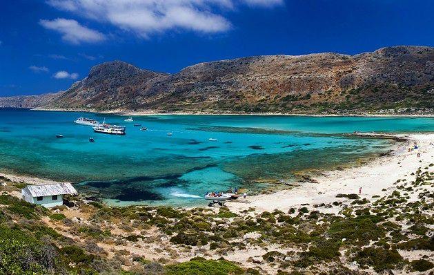 Najpiękniejsza laguna Europy - Balos - rajski zakątek
