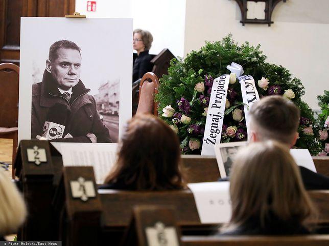 Pogrzeb Rafała Poniatowskiego