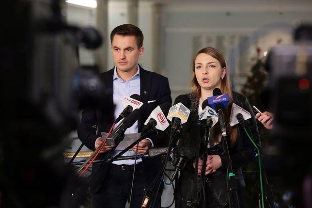 Kinga Gajewska i Arkadiusz Myrcha (Platforma Obywatelska)