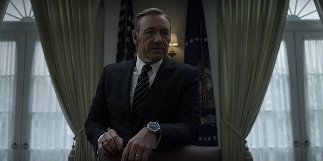 House of Cards S03:01 – Rozdział 27 (Chapter 27)
