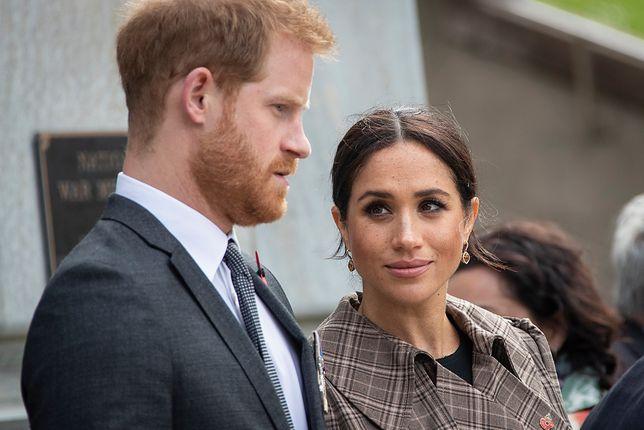 """Meghan i Harry nie mogą używać nazwy """"Royal Sussex"""""""