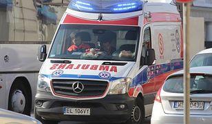 Do kradzieży doszło podczas interwencji ratowników.