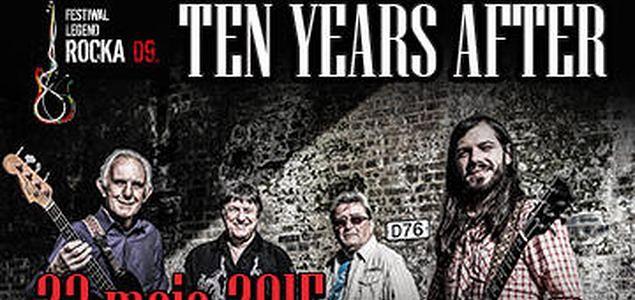 Ten Years After w ramach 9. Edycji Festiwalu Legend Rocka w Teatrze IMKA w Warszawie