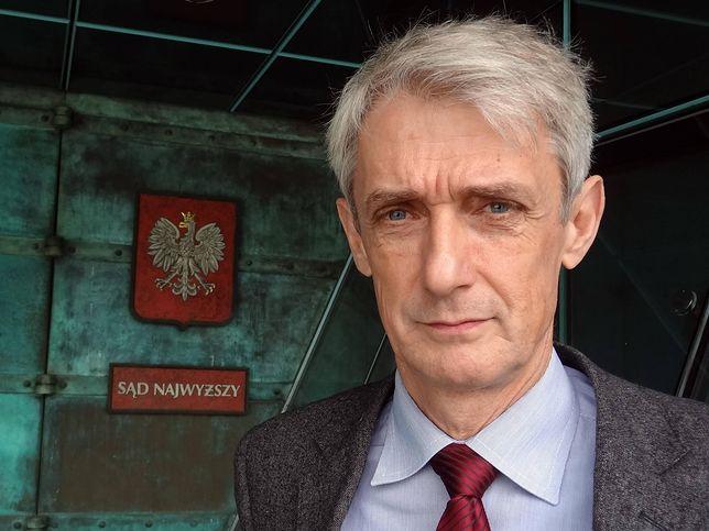 Rzecznik Sądu Najwyższego Michał Laskowski odniósł się do słów prezydenta Andrzeja Dudy o anarchii sędziów