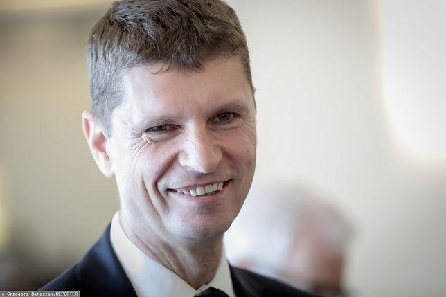 Szef MEN Dariusz Piontkowski