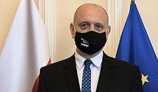Jarosław Pinkas ustąpił. Krzysztof Saczka przejmie obowiązki w GIS