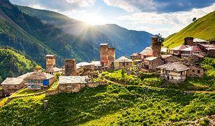 Swanetia - największy skarb Gruzji