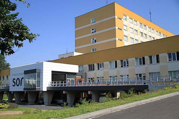 Szpital przy ul. Kamieńskiego we Wrocławiu