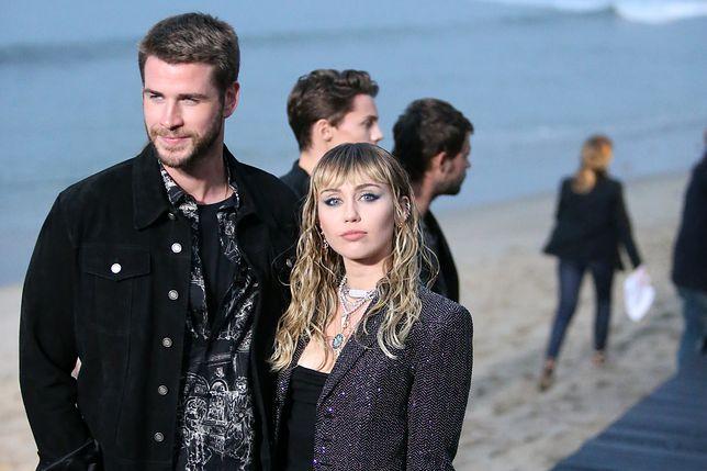 Miley Cyrus i Liam Hemsworth rozstali się