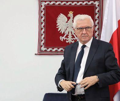 Senator Wadim Tyszkiewicz tłumaczy się z emocjonalnego wpisu na Facebooku