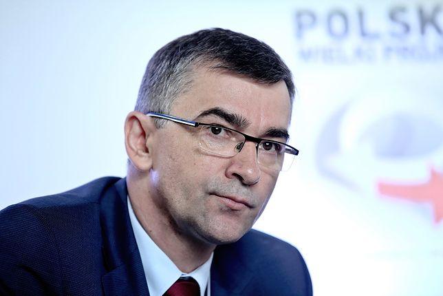 Ambasador RP w Niemczech Andrzej Przyłębski