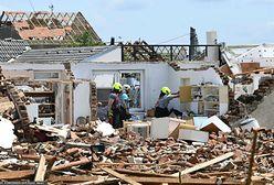 Tragedia w Czechach po przejściu tornada. Jest kolejna ofiara, to dziecko