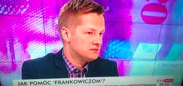 Marcin Mroczek komentatorem w TVP Info