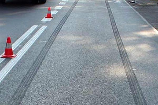 Tragiczny wypadek na autostradzie A4. Nie żyje 30-letni mężczyzna