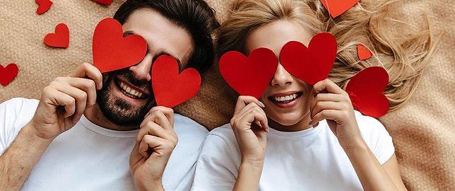 Prezent na Walentynki dla niej i dla niego