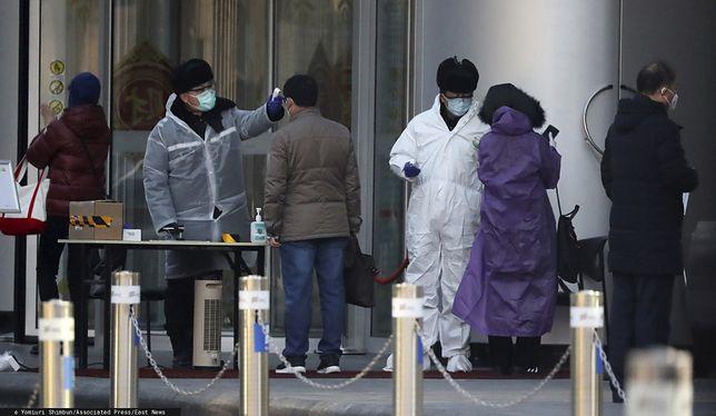 Groźne epidemie, które zabiły wiele osób.