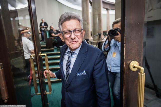 Wyniki wyborów 2019. Stanisław Piotrowicz nie został się do Sejmu
