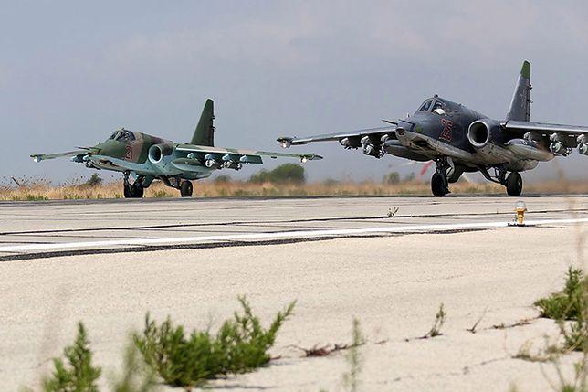 Rosja oskarża USA o wstrzymywanie ich sił w Syrii