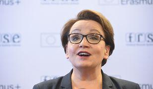 Min. Anna Zalewska