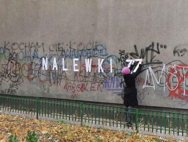 Za darmo: Migrujące ulice Muranowa