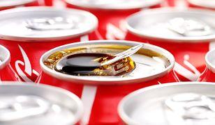 Coca-Cola w Europie zobowiązała się do obniżenia kaloryczności swoich napojów o 10 proc. do 2020 r.