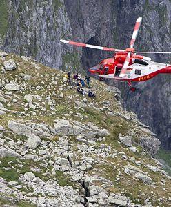 """Tatry. Turysta spadł z 40 metrów. """"To jest w sferze cudów, że przeżył"""""""