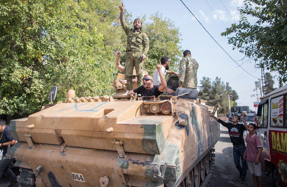 Papierowy rozejm w Syrii. Turcja oskarżona o zbrodnie wojenne