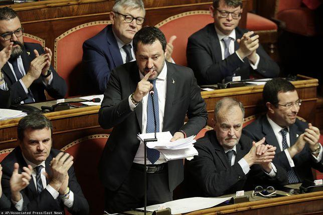 Matteo Salvini: Albo Unia Europejska się zmieni, albo zróbmy jak Anglicy