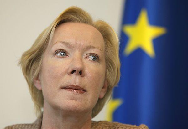 Wpadka ambasadorki UE na Białorusi