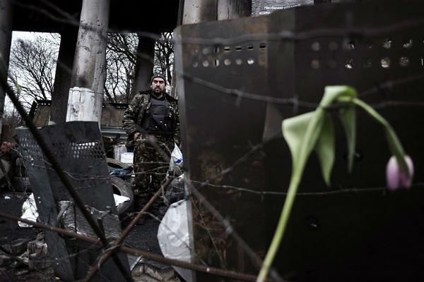 """""""Pozorny spokój na Ukrainie. Może dojść nawet do rozlewu krwi"""""""